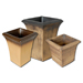 Zewnętrzna ceramika ogrodowa odporna na działania mrozu
